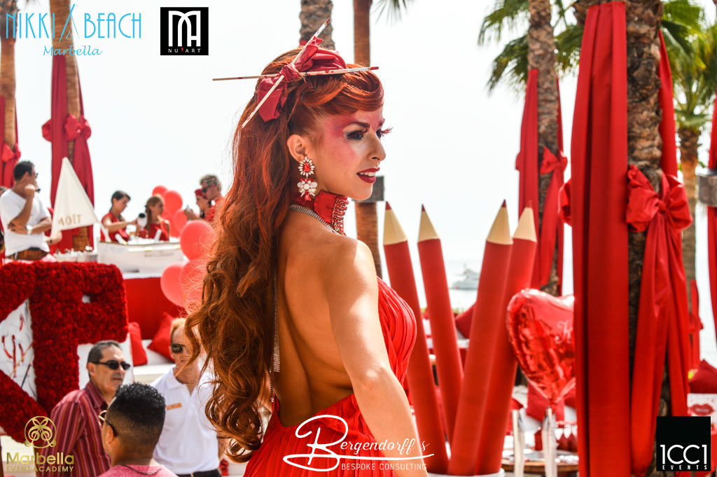 icci events Nikki Beach Red Party 4
