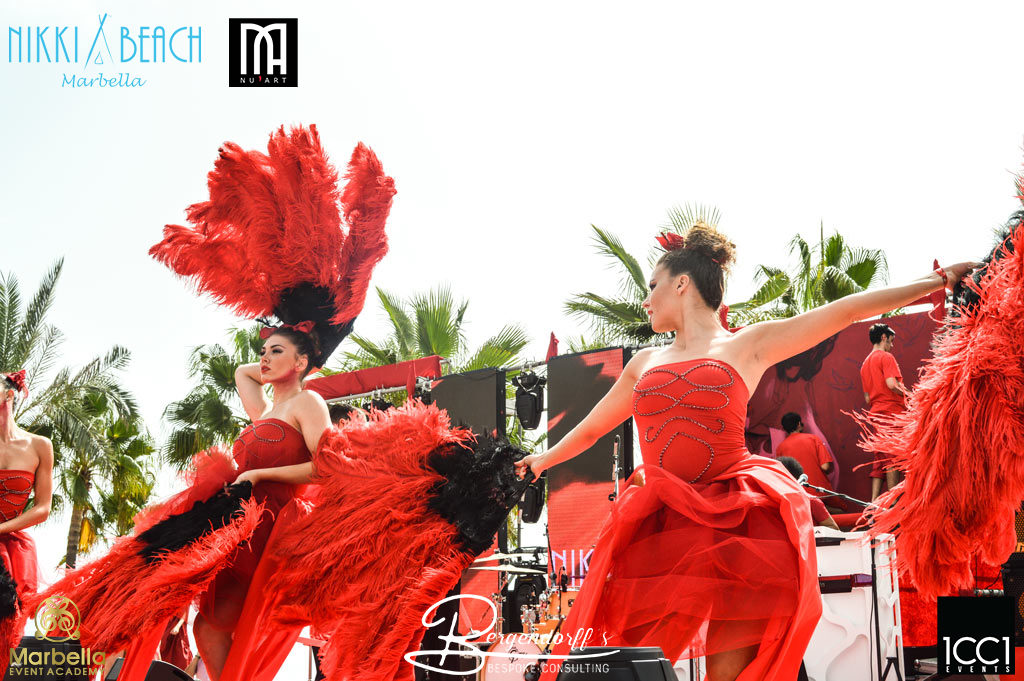 icci events Nikki Beach Red Party 5