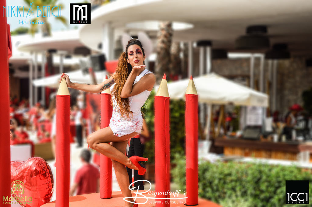 icci events Nikki Beach Red Party 7