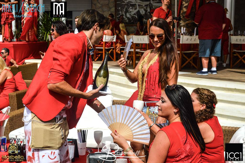 ICCI EVENTS NIKKI BEACH RED CLOSING PARTY 1